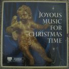 Joyous Music For Christmas Time - RCA Custom 4 LP Box set RD 22-K