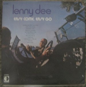 Lenny Dee - Easy Come, Easy Go - Decca LP DL 75196