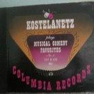 Andre Kostelanetz - Musical Comedy Favorites No. 2 - Columbia Records 4 LP Box Set M-502