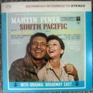 South Pacific - Mary Martin, Ezio Pinza - Columbia Masterworks Stereo LP OS 2040