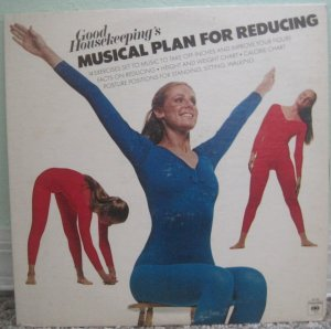 Good Housekeeping's Musical Plan For Reducing - Columbia LP 33182