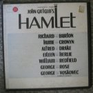 John Gielgud's Hamlet - Promo Copy Columbia 4 LP Box Set MONO-DOL 302