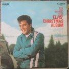 Elvis' Christmas Album - RCA Camden Mono LP CAL-2428