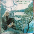 Joni Mitchell - For the Roses - Asylum records LP SD 5057