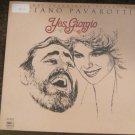 Luciano Pavarotti - Yes, Giorgio, Original Soundtrack Recording - London ffrr LP PDV 9001
