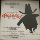 Fiorello - Original Broadway Cast Recording - Capitol Records LP WAO 1321