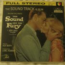 The Sound and the Fury - William Faulkner - Sound Track Album - Decca LP 78885