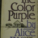 The Color Purple - Alice Walker - Harcourt Brace Jovanovich Trade Paperback 1982