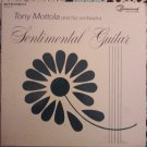 Tony Mottola and His Orchestra - Sentimental Guitar - Command Records LP RS 864 SD