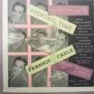 """Frankie Carle - Cocktail Time - RCA Victor 10"""" Musical Smart Set LPM 2"""