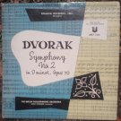 Dvorak Symphony No. 2 in D Minor, Opus 70 - The Berlin Philharmonic Orchestra - Urania LP URLP 7015