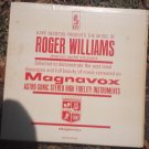Roger Williams - Magnavox Demo - Kapp Records Promo LP KST-2