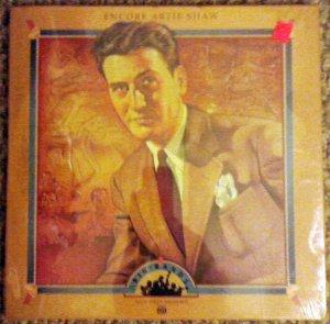 Artie Shaw - Encore - NEW! Time-Life Music 2 LP Box Set STBB 26