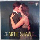 Artie Shaw - Back Bay Shuffle - RCA Victor LP LPM-1217
