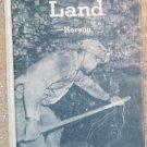 George Korson - Black Land - RARE Row, Peterson and Co. Hardback 1941