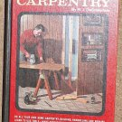 R. J. DeCristoforo - The Practical Handbook of Carpentry - Fawcett Publications Hardback1969