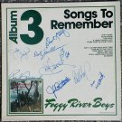 Foggy River Boys - Songs to Remember (Album 3) Internation Artists LP LPS 5003