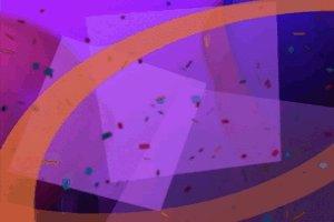 Animated Video Template Background Vid# 0806cele
