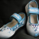 Light Blue Adorable Mary Janes For You Little Princess