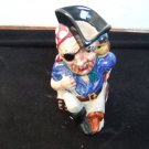 Staffordshire Shorter Long John Silver Mug/Figurine 5.5 Inches Tall