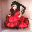 Madame Alexander World Doll #595 Spain 7.5 Inches Tall