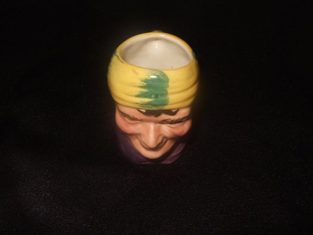 Small Gypsy Woman Toby Mug Made in England