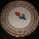 Winterling Bavarian Salad Plate 7.75 Inch Diameter With Gold!