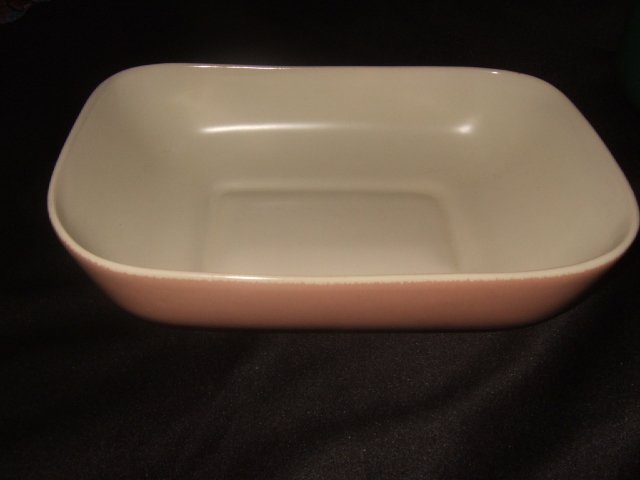 Franciscan Made In California Rectangular Serving Dish 6 By 9