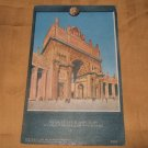 1912 Panama Pacific Exposition Postcard Arch Of The Rising Sun