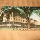 Pequot House New London Connecticut Postcard 1910's