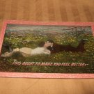 This Ought To Make You Feel Better USA Postcard 1910's