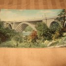 Washington Bridge, New York Postcard 1910's-1920's