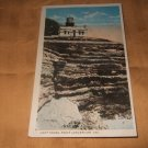 Light House Point Concepcion, Cal. 1920's? One Cent Postcard
