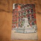 Henry W. Grady Monument Statue Atlanta 1910's Postcard