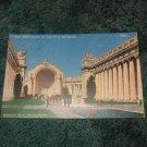 Half Dome Court Of The Four Seasons 1913 Panama Pacific Postcard #2