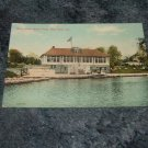 Boat House Bronx Park New York Postcard #25904