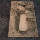 It's Great Sport To Kiss The Other Fellows Girl 1910's Postcard