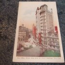 Post Office St. Paul's Buildings New York 1910's Postcard