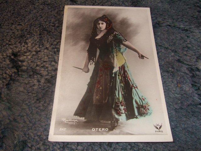 Otero Victorian Postcard #242 French