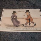 Have You Joined The Hose Company? 1910's Postcard