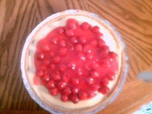 Cherry Cheese Cake