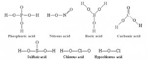 Weak Acids Report