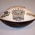 72nd Annual Nokia Sugarbowl January 2, 2006 Atlanta, Georgia Commemorative Football