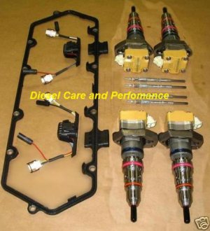 Ford 7.3 7.3L Powerstroke Fuel Injector Master kit