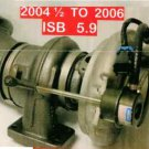 HE35 2004.5 - 2006 ISB Dodge Cummins Turbo Turbocharger