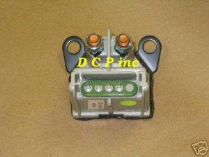 GMC  Chevrolet 6.5L 6.2L Glow plug relay controller