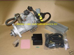 6.5L GM / Chevy Diesel Fuel Pump, PMD &  Cooler Kit DS