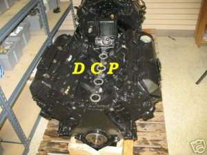 Ford Powerstroke 7.3 7.3L complete rebuilt engine