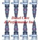 Full Set (8) Ford 6.0 6.0L diesel Powerstroke injectors