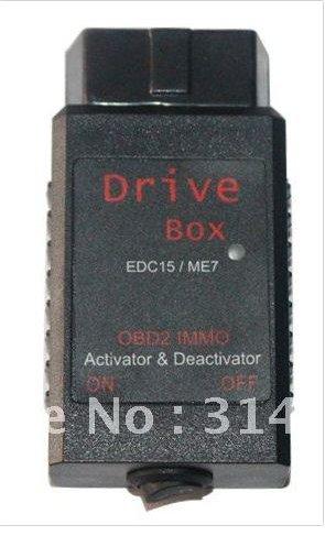 OBD2 IMMO Deactivator & Activator Drive Box Bosch EDC15/ME7 OBD